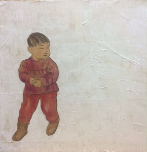 Niño en Caochangdi