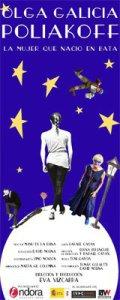 Cartel Olga Poliakoff - Ilustración